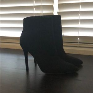 8.5 black stilettos from Nordstrom